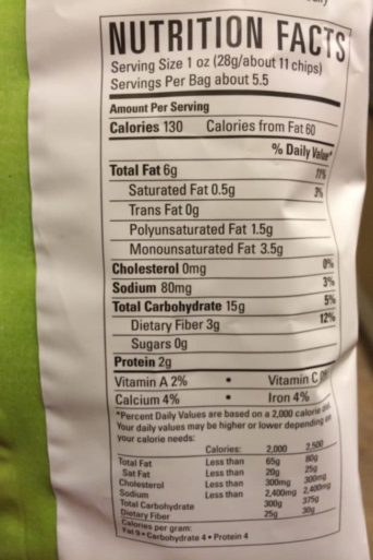 What is a Serving Size?
