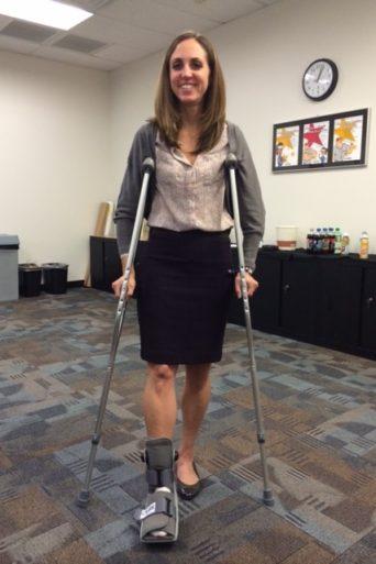 Orthopedic Visit