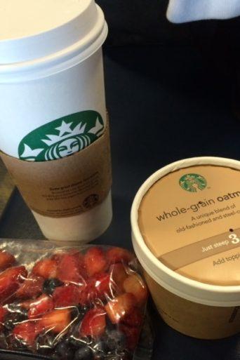 WIAW…Travel Food