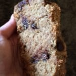 Low-Fat Chocolate Chip Banana Bread