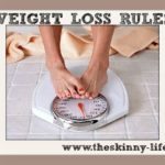 9 Weight Loss Rules