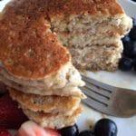 Cashew Chia Pancakes