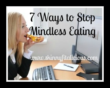 how to eat slowly to avoid overeating