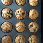 pumpkin_blueberry_chocolate_cashew_muffins