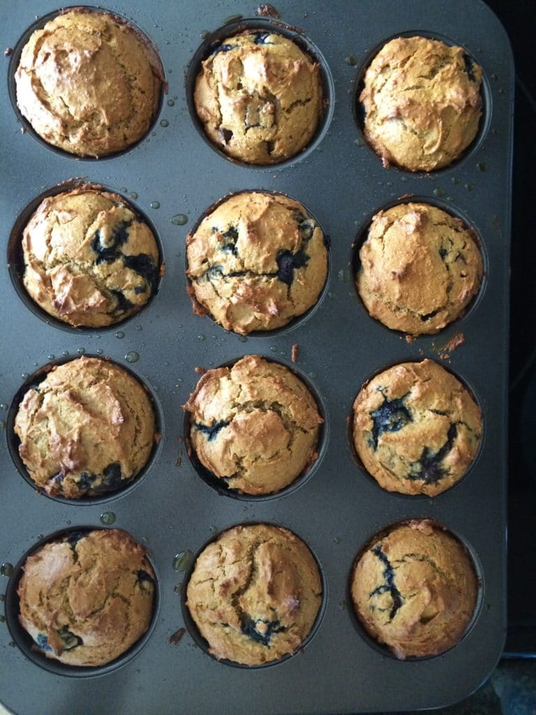 pumpkin_blueberry_chocolate_cashew_muffins