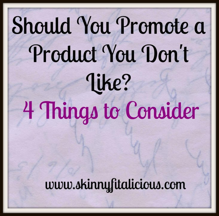 Promote Products Blog