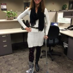 Injury Recap & Being Your Own Health Advocate