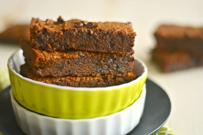 Pumpkin Chocolate Coconut Oil Bars