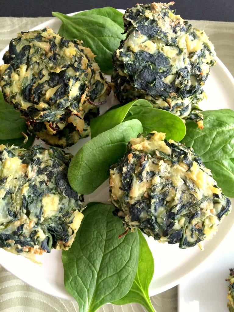 spinach-sweet-potato-cakes