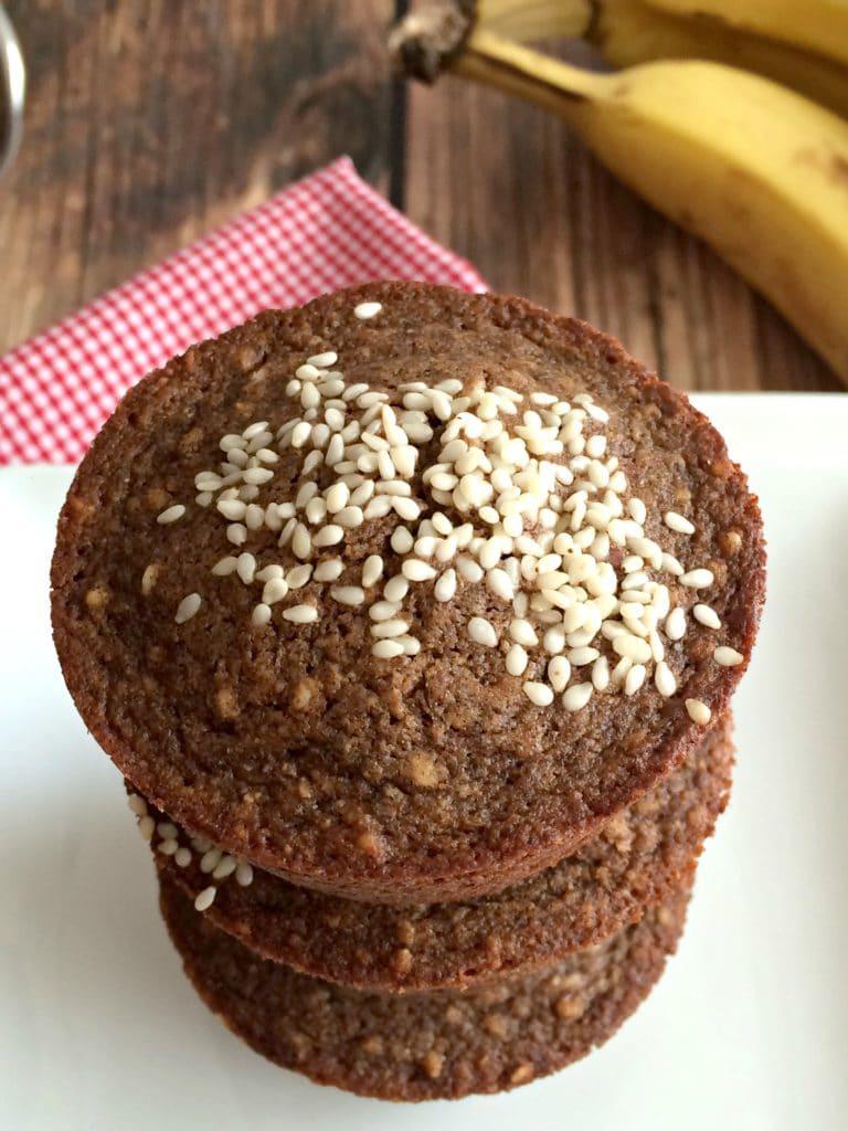 sesame-buckwheat-muffins