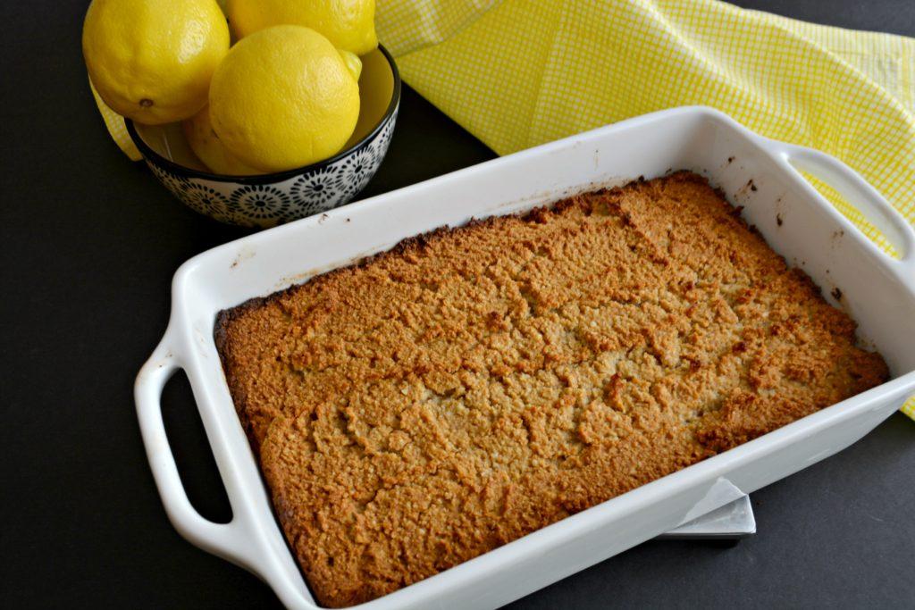 lemon-grainfree-cake