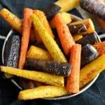 How I Make Meals Effortless & Carrot Fries Recipe