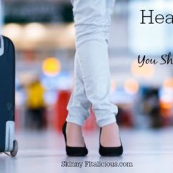 Healthy Travel Foods You Should Have In Your Suitcase