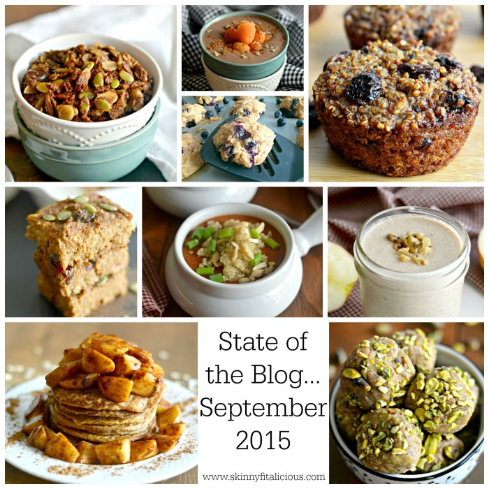 State Of The Blog September 2015