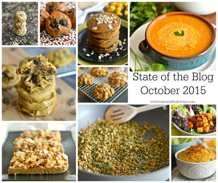State of the Blog October 2015