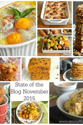 State of the Blog…November 2015
