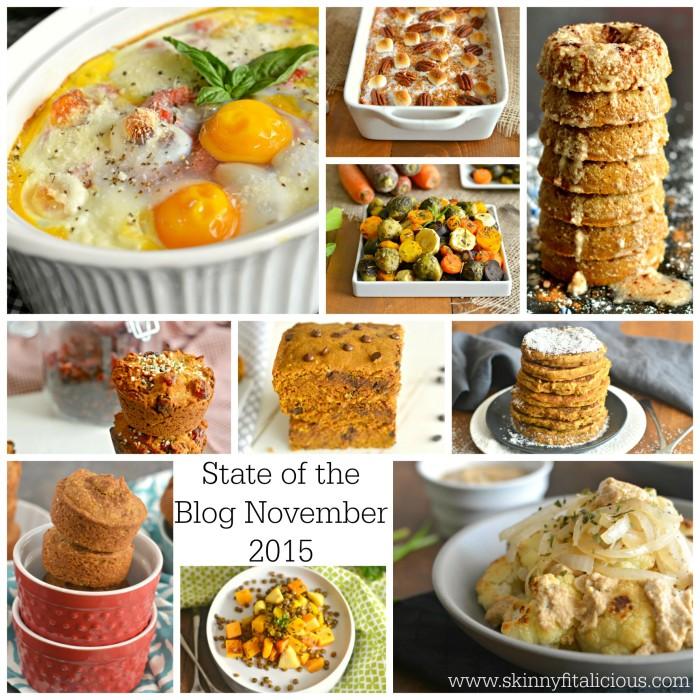 State of The Blog November 2015