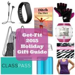 Get-Fit 2015 Gift Guide For The Person Who Wants To Get Fit