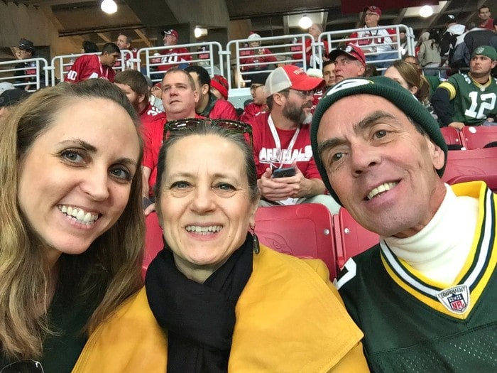 Packer Cardinal Game 2015