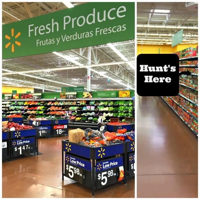 Walmart Produce