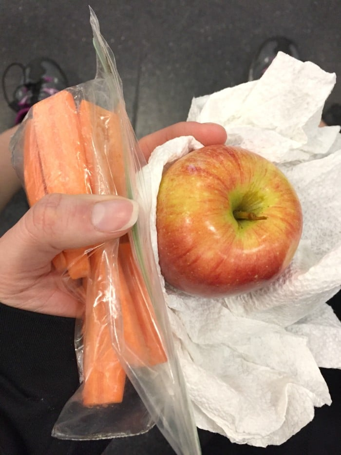 Apple & Carrots