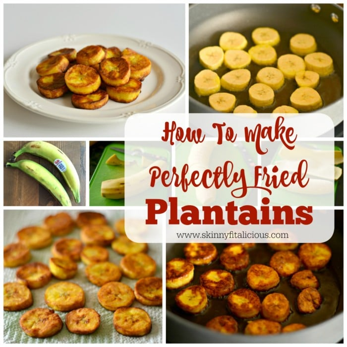 How To Make Perfect Plantains