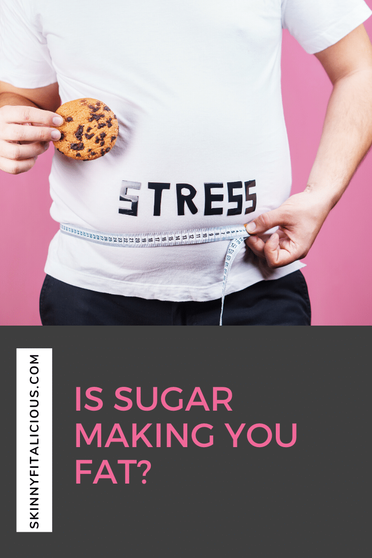 Is sugar making you fat? High sugar consumption can lead to insulin and leptin resistance making it difficult to control how much you eat.