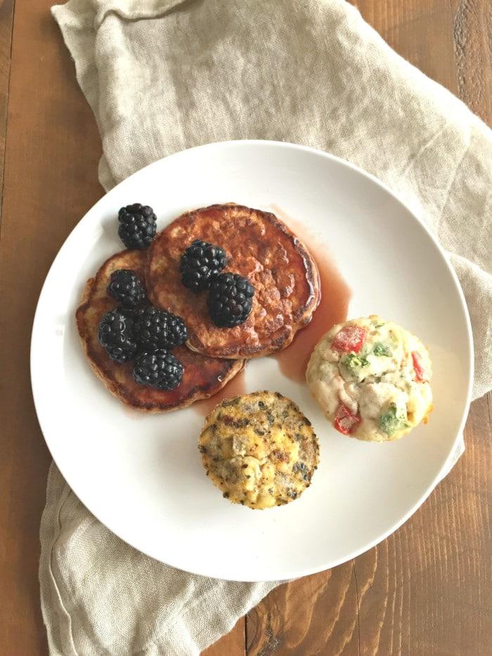 breakfast-egg-muffins-pancakes