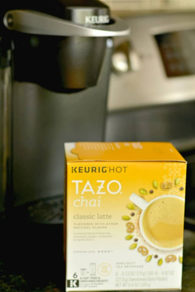 TAZP Chai Latte