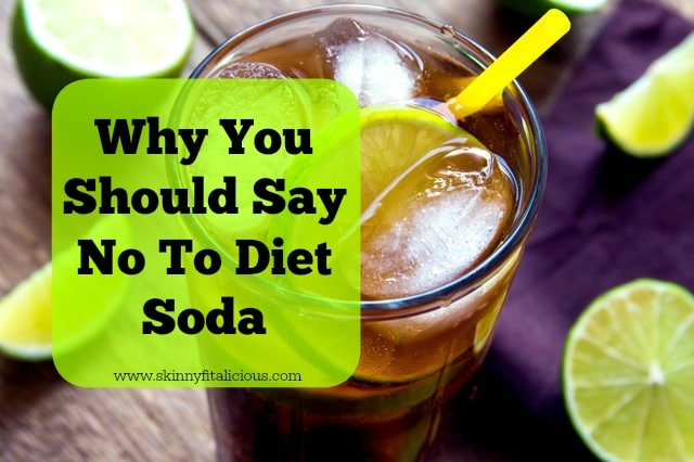 Why You Should Say No To Diet Soda