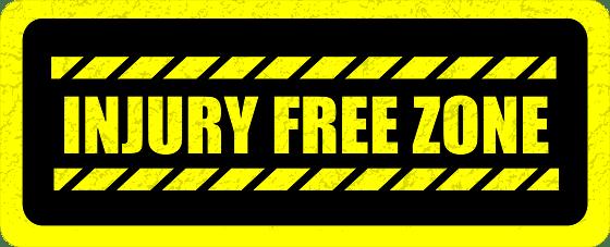 injury-free