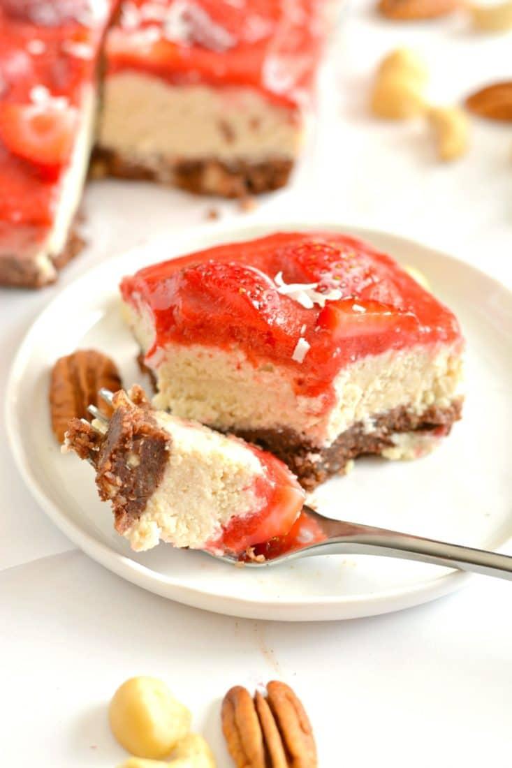 Recipe For Gluten Free Strawberry Sauce Filling Cake
