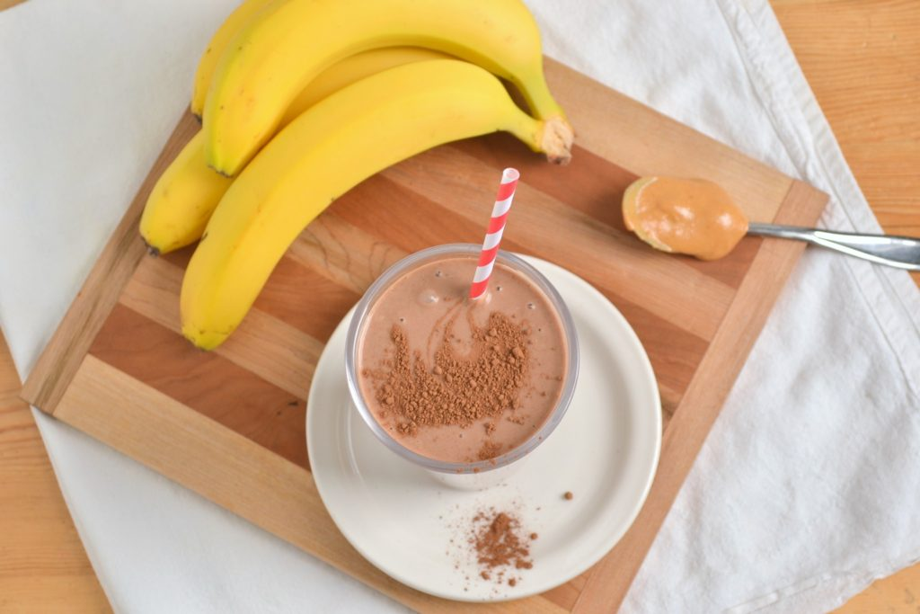 Skinny Peanut Butter Smoothie