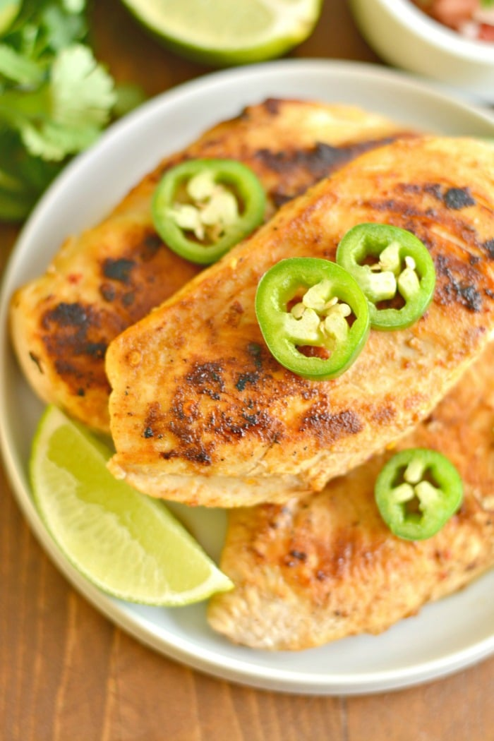 Jalapeno Lime Chicken