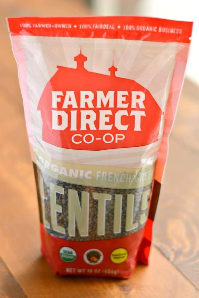 Farmer Direct Lentils