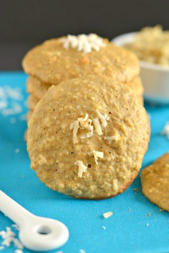 Quinoa Cookies {GF, Low Cal}