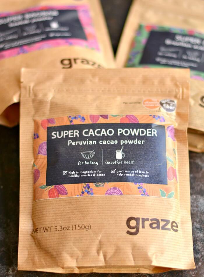 Graze Foods Cacao Powder