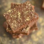 These Sugar Free Ginger Cacao Brownies are a chocolate lover's dream! Naturally sweetened & made with whole food ingredients, these brownies make the perfect healthy treat. Gluten Free + Low Calorie + Paleo