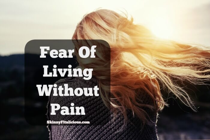 there is a fear of living without pain. A sense that life may be worst than it already is by having a joint replacement. I think that misconception scares people into dealing with their pain. It sure did for me.