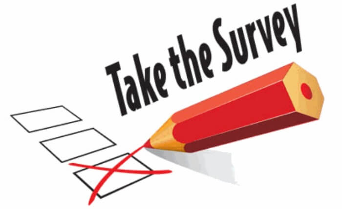 Image result for take the survey clipart