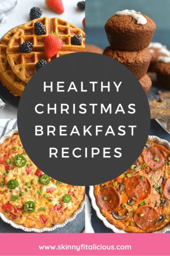 Healthy Christmas Breakfast Recipes