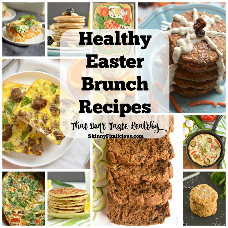 Healthy Easter Brunch Recipes That Don't Taste Healthy