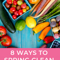 8 Ways To Spring Clean Your Diet