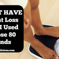 These are my 6 MUST HAVE weight loss tools I used to lose 80 pounds. I hope they help in your weight loss as much they helped me!