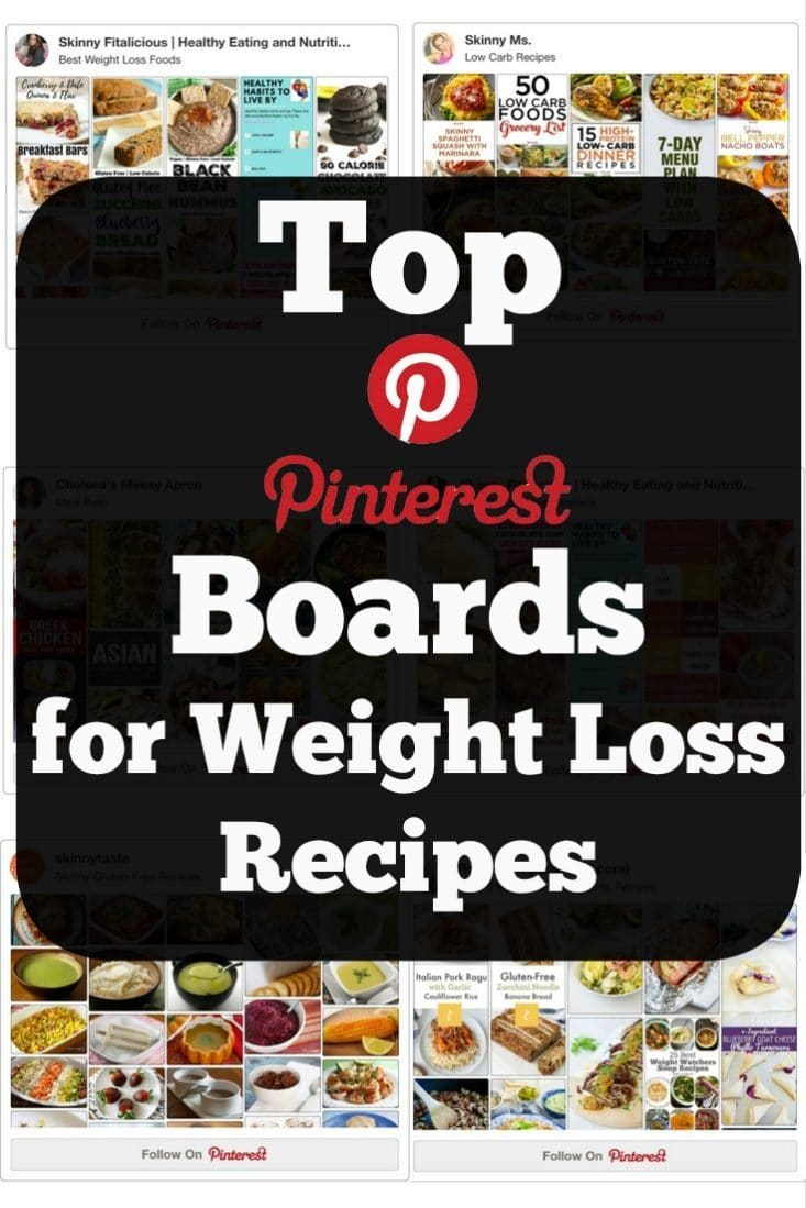 These are 7BEST WEIGHT LOSS PINTEREST BOARDS with easy, healthy and delicious recipes. They will give you all the healthy recipe inspiration you need!