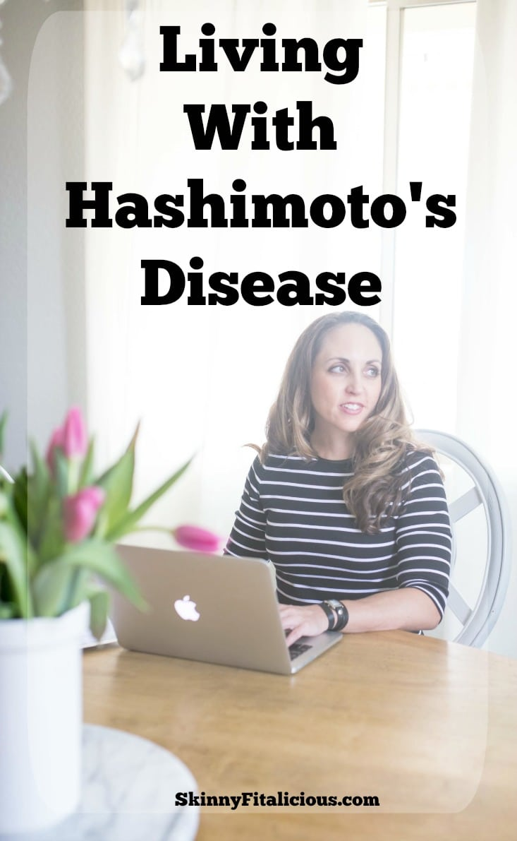 Living with Hashimoto's disease is complicated and requires being your own health advocate. The first step is getting diagnosed with the disease.