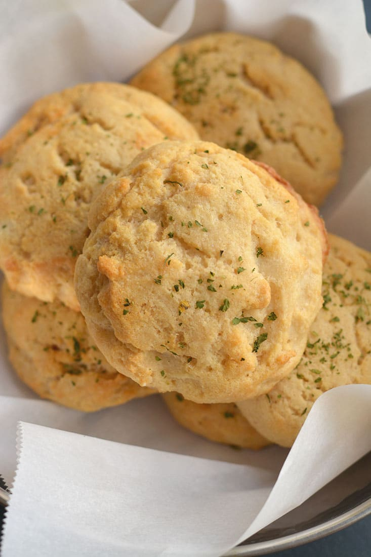 Almond Flour Biscuits Paleo Gf Low Cal Skinny Fitalicious