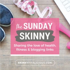The Sunday Skinny 2/11/18