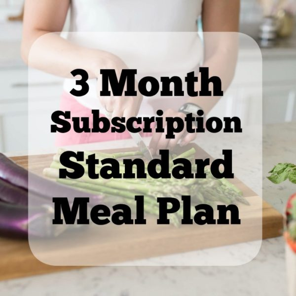 3 Month Healthy Meal Plan. Select and schedule your low calorie, gluten free meals each week online and print your grocery shopping list.