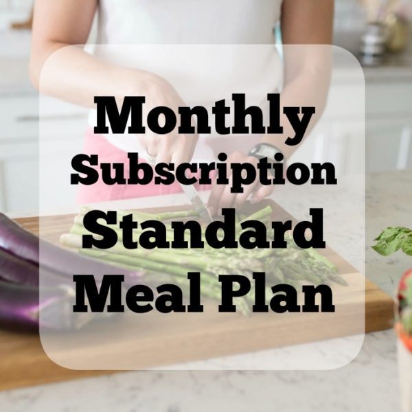 Monthly Healthy Meal Plan. Select and schedule your gluten free meals for the week online and print your grocery shopping list.